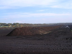 Bolton Fell Moss peat works, northern England