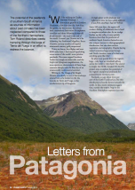 'Letters from Patagonia' by Tom Roland