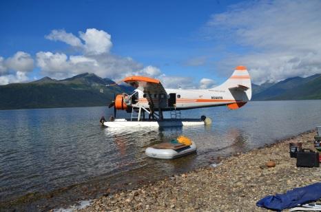 Our floatplane